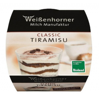 Weißenhorn Tiramisu 100g Becher