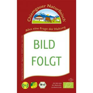 Chiemgauer Hackfleisch vom Rind 270g Packung