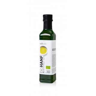 Hanf und Natur Speisehanf - Öl 250ml Flasche