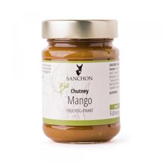 Sanchon Mango Chutney 200g Glas