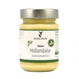 Sanchon Sauce Hollandaise im Glas 170ml Glas