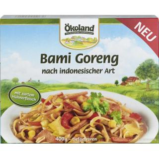 Ökoland Bami Goreng nach indonesischer Art 400g Packung