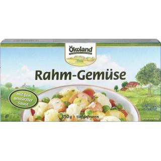 Ökoland Rahm-Gemüse 350g Schachtel