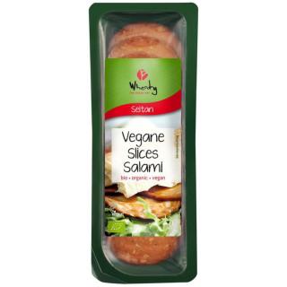 Topas Wheaty Aufschnitt Salami 100g Packung