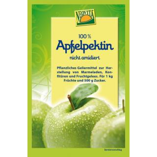 Bio Vita Apfelpektin - nicht amidiert 15g Packung