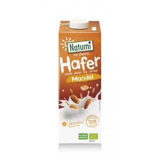 Natumi Hafer Mandel Drink 1l Packung