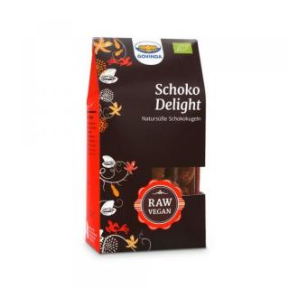 Govinda´s Schoko Light Kugeln 120g Packung