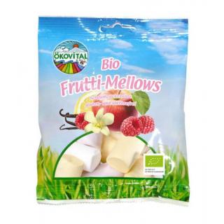 Ökovital Bio Frutti Mellows 100g Packung