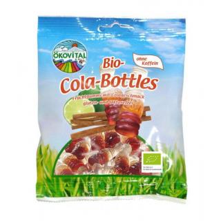 Ökovital Bio Cola Bottles 100g Packung