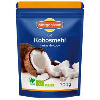 Morgenland Kokosmehl 300g Packung