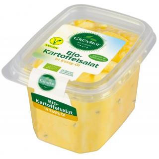 Grünhof Kartoffelsalat Essig/Öl 400g  Becher
