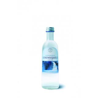 Hornberger Lebensquell natur 0,33l Flasche