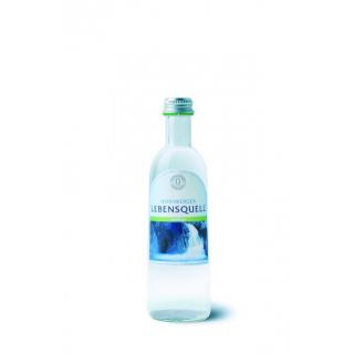 Hornberger Lebensquell medium 0,33l Flasche