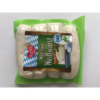 Kathi´s Münchner Weißwurst 240g Packung 4 Stück