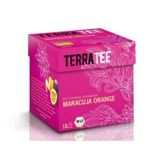 Terra Tee Maracuja Orange 2,5g 18 Btl Packung