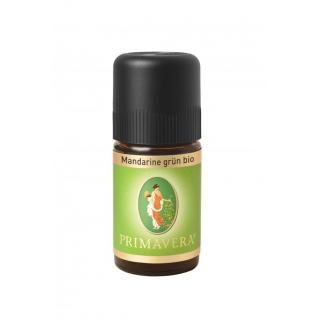 Primavera life  Mandarine grün bio Brasilien Italien 5ml Flasche