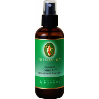 Primavera life Airspray Clean Air bio 100ml Flasche