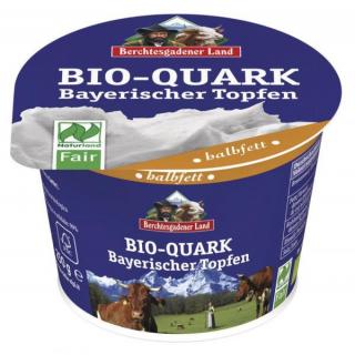 Berchtesg Speisequark Halbfettstufe 250g Becher