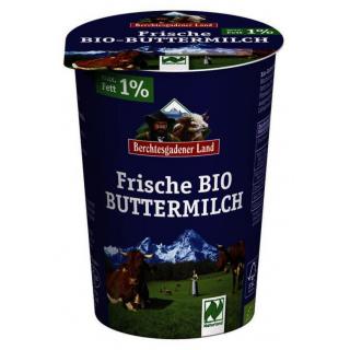 Berchtesg Frische Buttermilch 500ml Becher