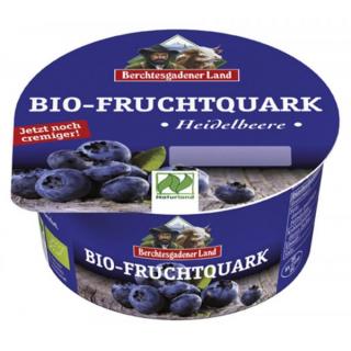 Berchtesg Fruchtquark Heidelbeere 150g Becher