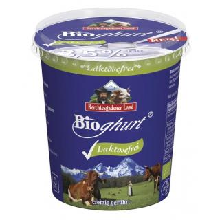 Berchtesg Bioghurt 400g Becher - lactosefrei -