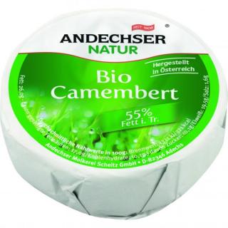 Andechser Natur Camembert 100g Stück