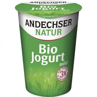Andechser Natur Joghurt mild 500g Becher
