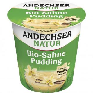 Andechser Natur Sahnepudding Vanille 150g Becher
