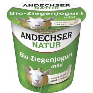 Andechser Natur Ziegen Joghurt 125g Becher