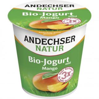 Andechser Natur Fruchtjogurt Mango 150g Becher