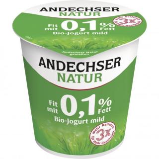 Andechser fettarmer Joghurt 0,1% 150g Becher