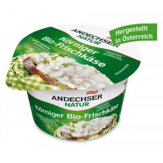 Andechser Natur Körniger Frischkäse 200g Becher