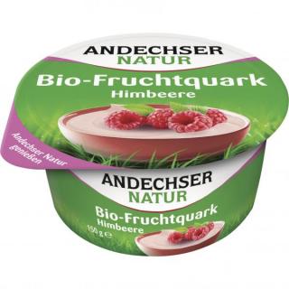 Andechser Natur Fruchtquark Himbeere 150g Becher