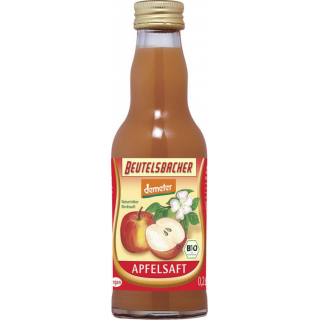 Beutelsbacher Apfelsaft 0,2l Flasche