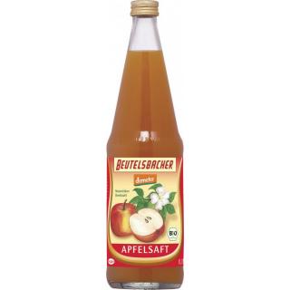Beutelsbacher Apfelsaft naturtrüb 0,7l Flasche