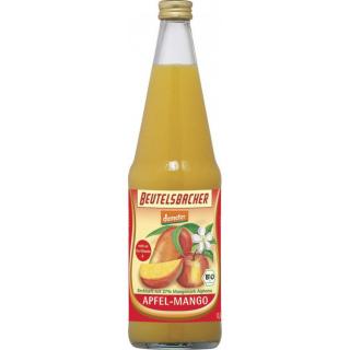 Beutelsbacher Apfel Mango Saft 0,7l Flasche