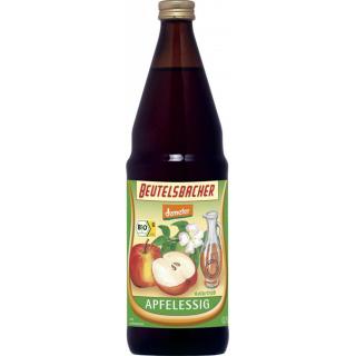Beutelsbacher Apfelessig naturtrüb 0,75l Flasche