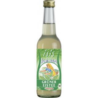 Beutelsbacher Isis Grüner Eistee 330ml Flasche