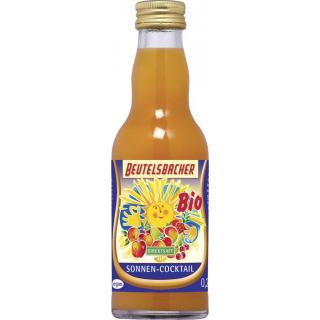 Beutelsbacher Sonnen Cocktai 0,2l Flasche