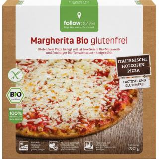 followfood Pizza Margherita 282g Schachtel -glutenfrei -
