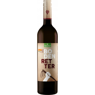 followfood Bodenretter Cuvée Rot 0,75l Flasche