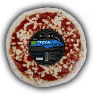 Heisszeit Pizza Margherita 310g Packung