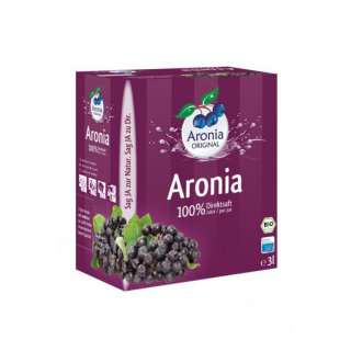 Aronia Original Aronia Saft 3l Bag in Box