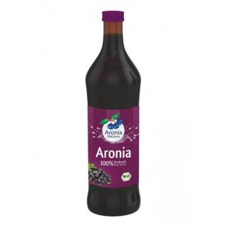Aronia Original Aroniabeeren Saft 0,7l Flasche