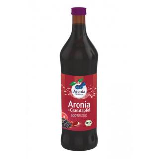Aronia orginal Aronia + Granatapfel Saft 0,7l Flasche