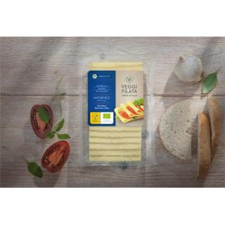 Veggie Filata Käse vegan in Scheiben 150g Packung