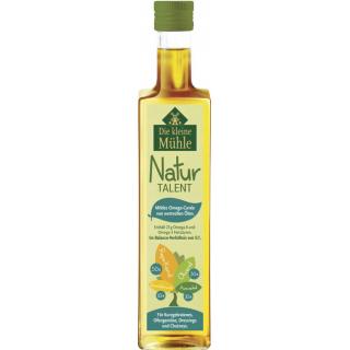 Die Kleine Mühle mild mit Olivenöl und Avocadoöl 0,5l Flasche