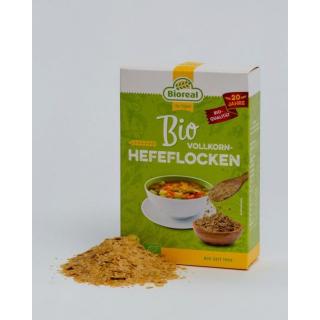 Bioreal Vollkornhefeflocken 100g Packung