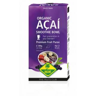 ACAI Acai Premium Juice Pads 300g Packung