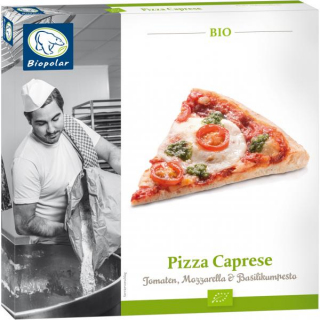 Biopolar Pizza Caprese 360g Schachtel